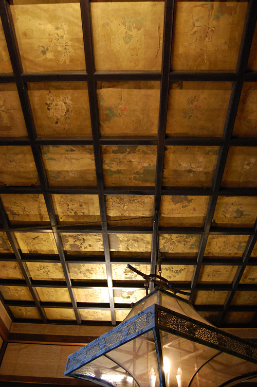 法堂の天井絵
