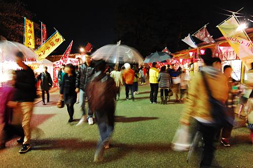 観桜会物産展