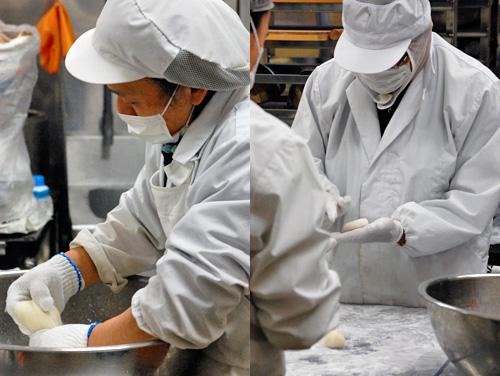 オケソク(鏡餅)