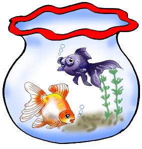 図鑑を見ながら描いた金魚ちゃん